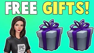 FREE Gifts Incoming! No Mission Rewards Bug FIXED!   Fortnite Save The World News