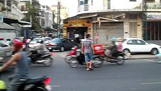 Intrepidnomad Meanwhile in Cambodia Crossing streets in Pnomh Penh
