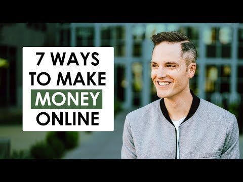 How to Create Multiple Streams of Income Online (7 Ways to Make Money Online)