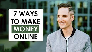 7 different ways to make money online and create multiple streams of income. ***** check out part one in this series on how get more views growth y...