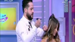 مصفف الشعر « مـو » يكشف احدث طرق تركيب اكستنشن الشعر مع ست الستات
