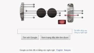 Google guitar - Les Paul - 9/6/2011 - Vietnam's National Anthem