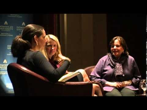 Ina Garten Spoke At Dominican University Of California November 14, 2012