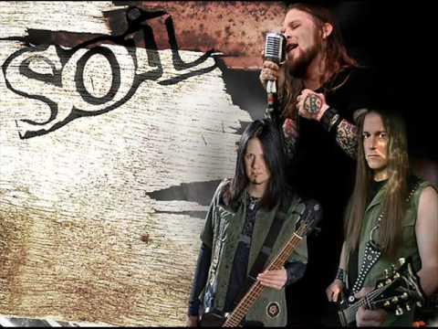 Metalhead Ned - 97.9 WGRD Interviews Tim King of SOiL