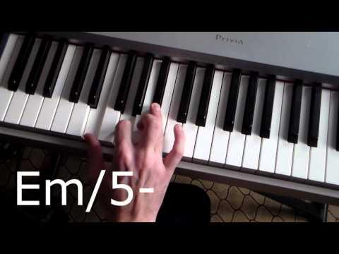 Как подбирать аккорды на слух