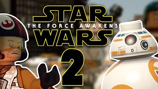 LEGO Star Wars: The Force Awakens (#2) - ASSAULT ON JAKKU