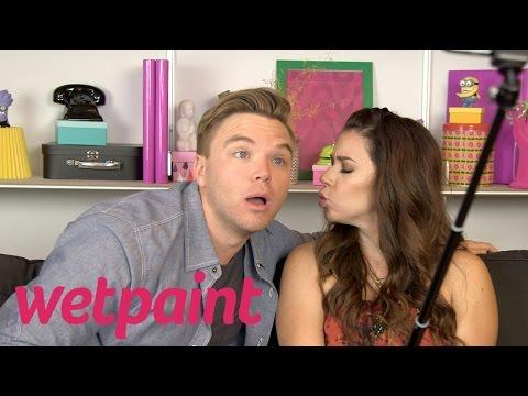 Jillian Rose Reed & Brett Davern Talk 'Awkward' Relationships That Could've Been