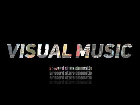"""Visual Music"" - Record Store Cinematic"