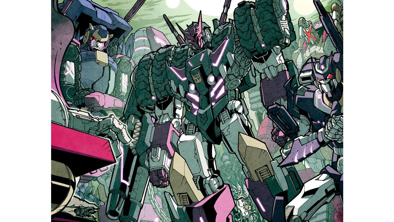 Animated Dragon Wallpaper Free Transformers Origins Decepticon Justice Division Youtube
