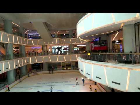 Tianjin city 天津大悦城市附近海光寺家乐福 - Great shopping mall.