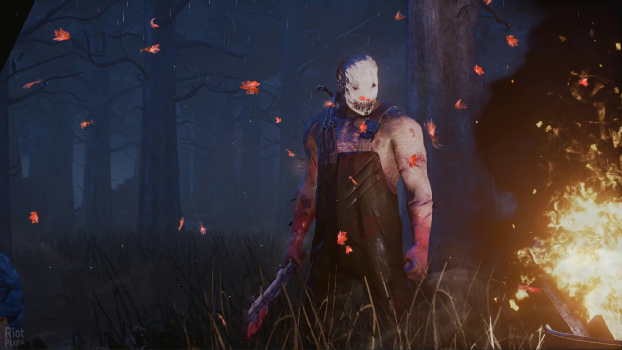 Dead By Daylight Animated Wallpaper Youtube