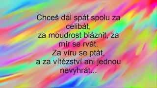 Slza - Celibát - Text