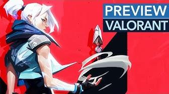 Das LoL-Team greift CS:GO an - und könnte gewinnen! - Valorant Gameplay Preview
