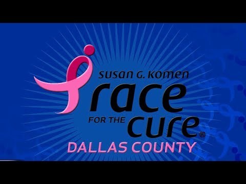 KDFW Coverage of the 35th Komen Dallas Race for the Cure