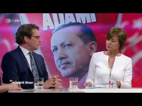 Maybrit Illner Erdoğans Rache: Ist die Türkei noch unser Partner? / 21.07.16 ()