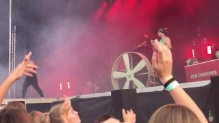 Die Orsons - Schwung in die Kiste - Live 2019 Waidsee Festival Weinheim