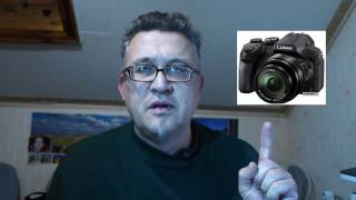 видео Обзор Panasonic Lumix DMC-FZ300
