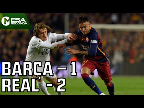 Mesa Redonda - Barcelona 1 X 2 Real Madrid (03/04/16)