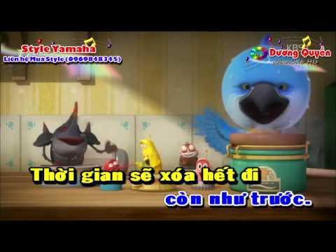 [Karaoke Nhạc Sống] Xóa Hết (Remix)