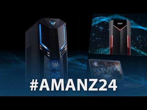 #Amanz24 - Acer Global Press Conference, Acah-acah TM, OnePlus 6 & HTC U12+ Di malaysia