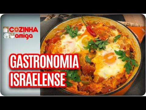 Shakshuka (Prato Israelense) - Raquel Novais | Cozinha Amiga (09/04/18)