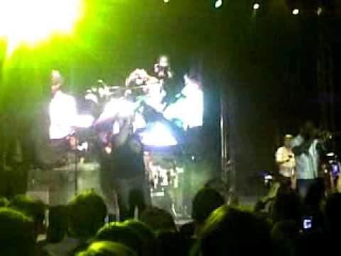 Brenciu show - Louis Armstrong