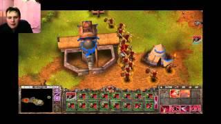 Властелин колец :Война Кольца (2 серия) Прохождение старых игр!