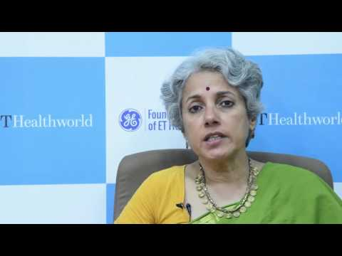 Dr. Soumya Swaminathan, Director General, ICMR & Secretary, Department of Health Research, GOI