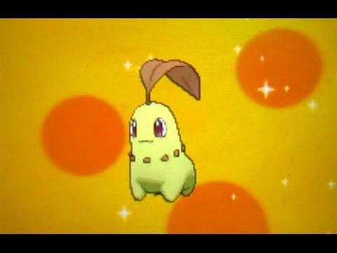 chikorita shiny   pokemon   Pinterest   Pokémon, Pokemon stuff and ...