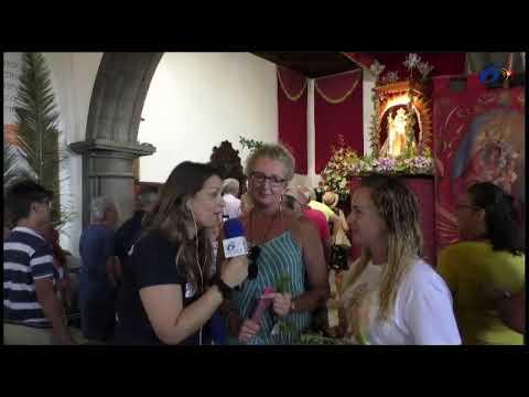 RADIO6TV SOCORRO. Misa en honor a la Virgen y posterior entrada con los guanches.