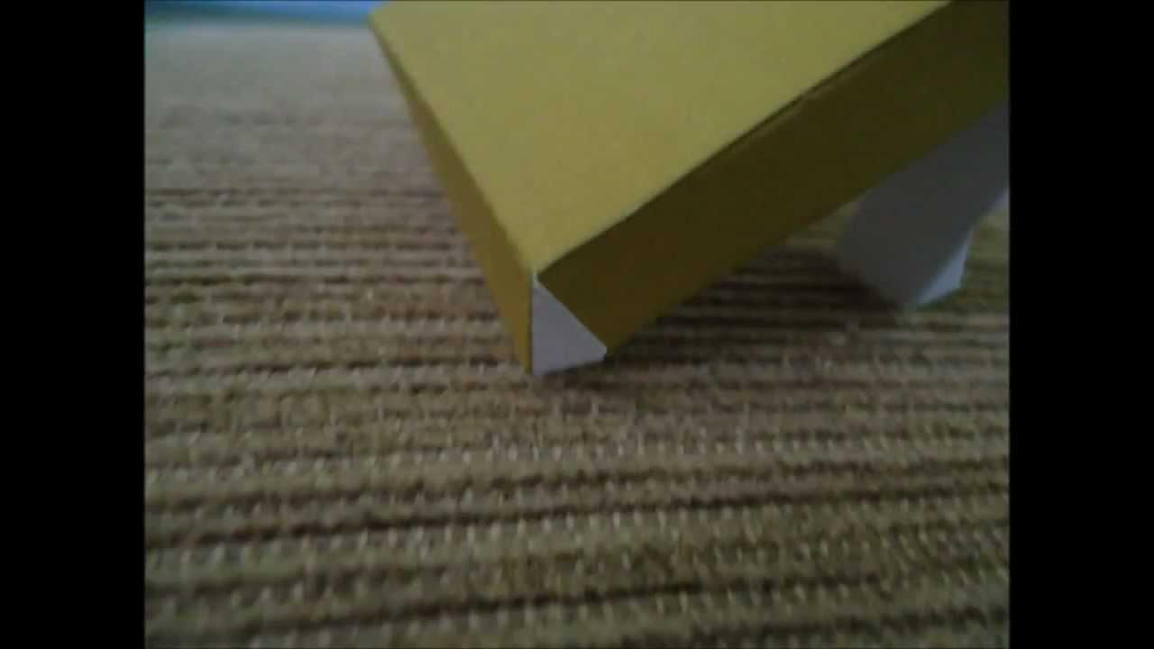 Papercraft Mario 8 bit Papercraft (Stop Motion)