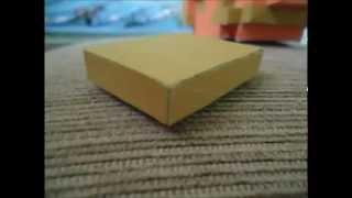 Mario 8 bit Papercraft (Stop Motion)