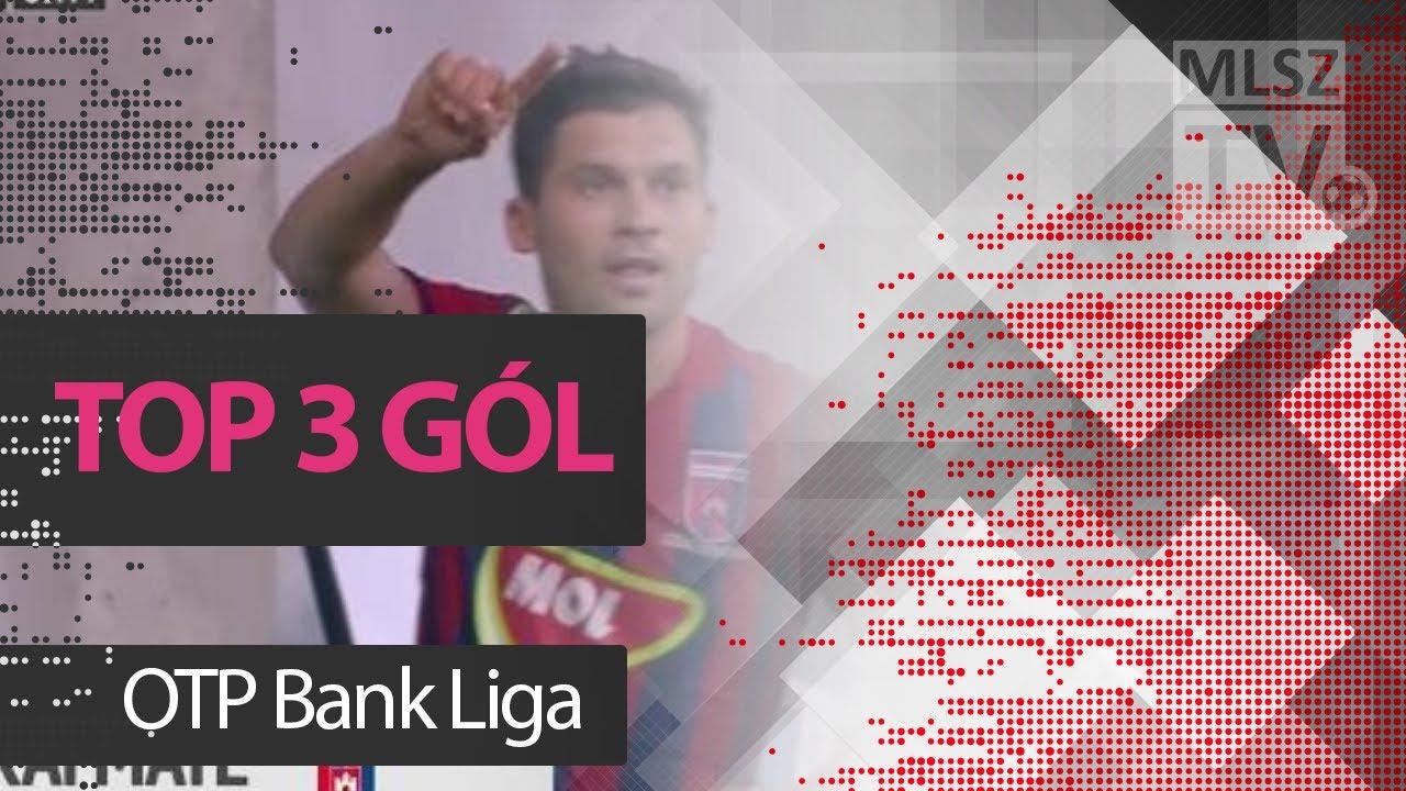 TOP 3 GÓL – 30. forduló | OTP Bank Liga | 2017/2018