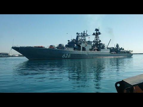 Russian Navy - Vice Admiral Kulakov
