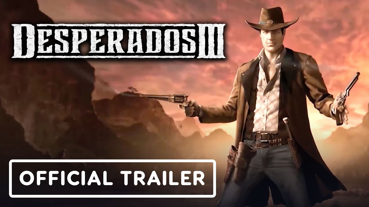 Desperados 3 - Official Gameplay Overview Trailer - IGN