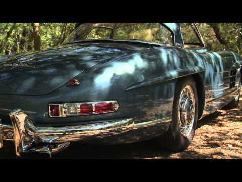 1960 Mercedes-Benz 300 SL Roadster: Art of the Automobile 2013