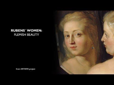 Rubens` Women: Flemish Beauty