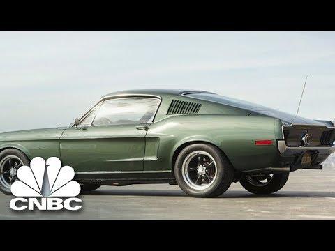 Jay Leno&#;s Garage: Steve McQueen&#;s &#;Bullitt&#; Mustang Resurfaces   CNBC Prime