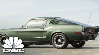 Jay Leno's Garage: Steve McQueen's 'Bullitt' Mustang Resurfaces | CNBC Prime