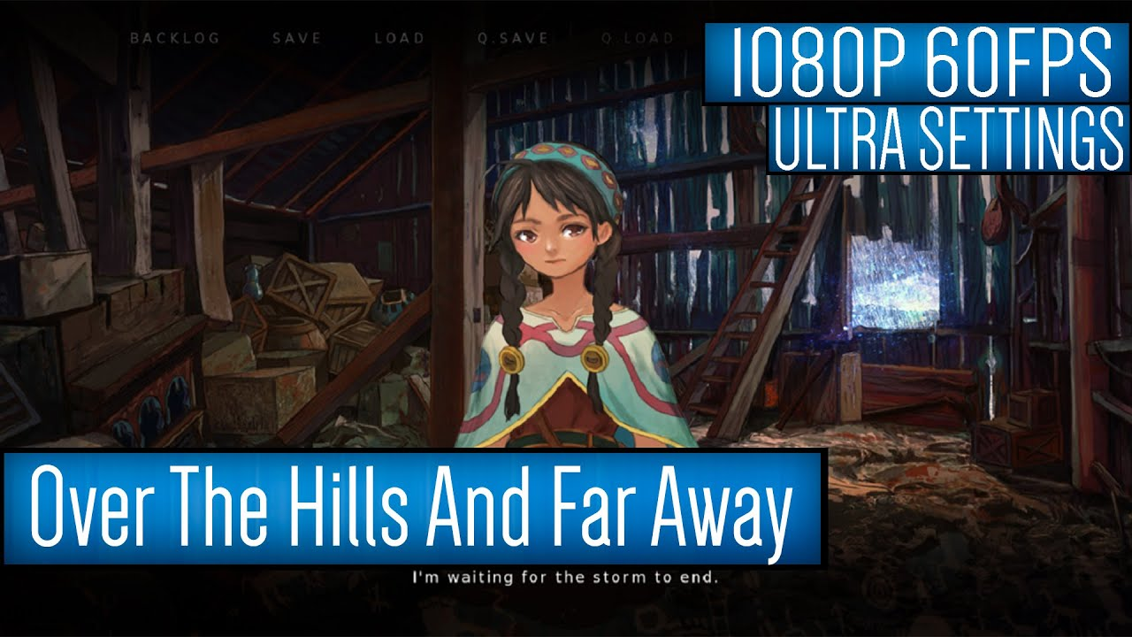 Over the hills and far away игра