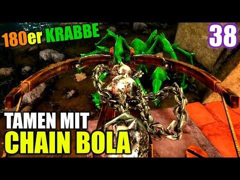 Ark Aberration #38 Krabbe mit Chain Bola Tamen! | Let's Play Deutsch || Gameplay German