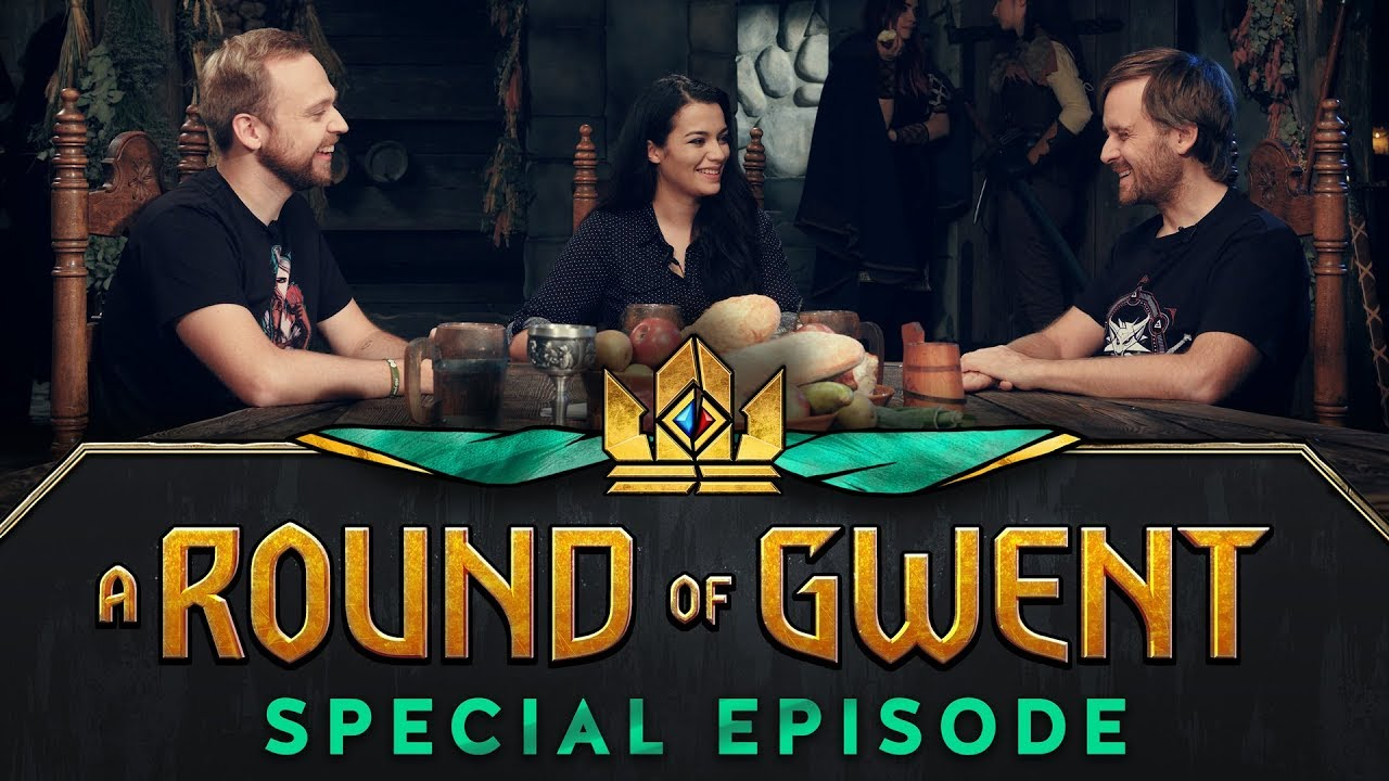 A ROUND OF GWENT   Special Episode - 10th Anniversary of The Witcher series