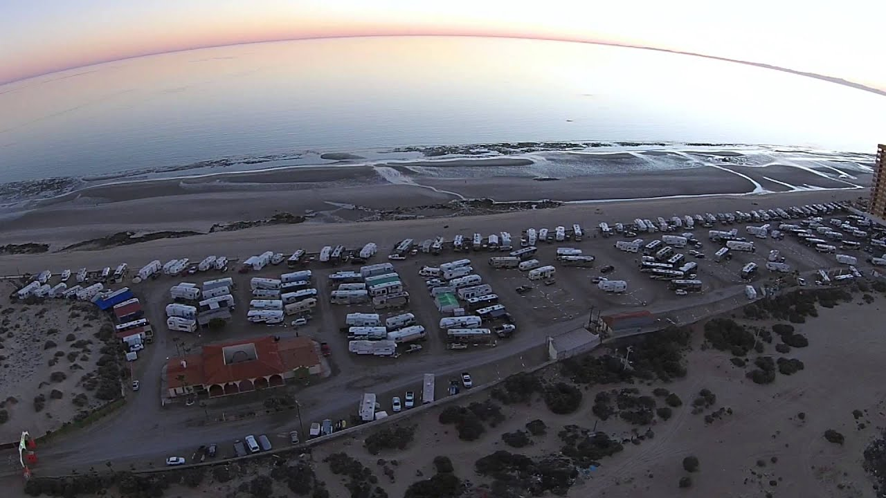 Playa Bonita Rv Puerto Pe 241 Asco Rocky Point Youtube