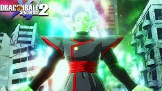Dragon Ball Xenoverse 2 DLC Pack 4! Universal Battle Of Gods! Story (Parallel Quests & Multiplayer)