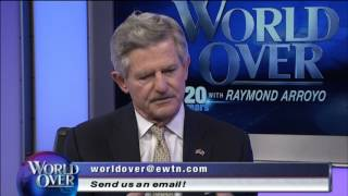 World Over - 2017-05-18- President Trump's Upcoming Meeting with Pope Francis with Raymond Arroyo