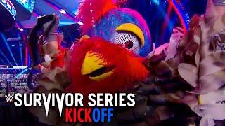 The Gobbledy Gooker wins 24/7 Title: Survivor Series Kickoff Show (WWE Network Exclusive)