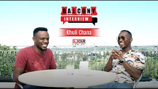 Khuli Chana Speaks On The Process of His New Album, Jabba & The Fear of Going Solo