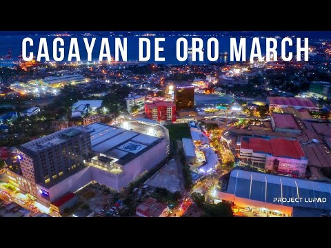 Cagayan De Oro March With Lyrics 4K