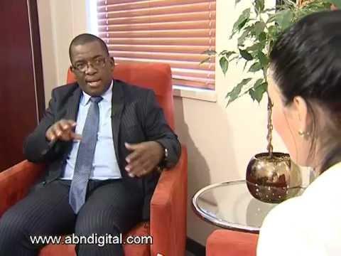 Tsietsi Mokhele - CEO, South African Maritime Safety Authority - Part 1
