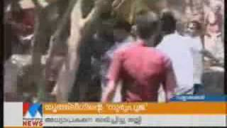 vuclip Kerala Youth League beating teacher to death